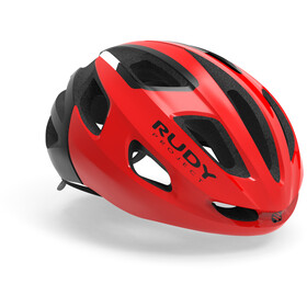 Rudy Project Strym Helmet red shiny